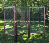 Гальванизированное Electro плетение цыплятины мелкоячеистой сетки с низкоуглеродистой сталью