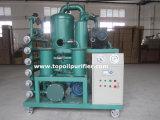 Macchina di filtrazione utilizzata dell'olio del condensatore dell'olio isolante dell'olio del trasformatore (ZYD)