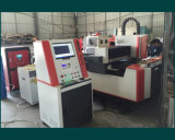 1000W CNC de Scherpe Machine van de Laser voor het Metaal van het Blad (FLS3015-1000W)