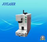 máquina portable de la marca del laser de la fibra 20With30W