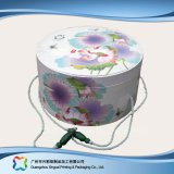 Regalo de empaquetado de papel rígido de lujo /Tea /Coffee pila de discos el tubo (XC-4-001)