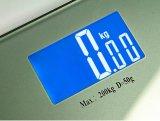 Vidrio templado 200kgs / 440lb electrónica digital báscula de baño de la escala del peso corporal