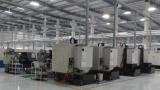 Válvula direcional operada manual para o sistema hidráulico