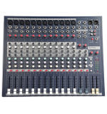 Mezclador profesional de sonidos de la serie de Efx del mezclador audio