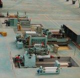 Auto linha de corte de alta velocidade máquina para a placa de aço
