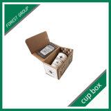 Напечатанные таможней квадратные коробки подарка для упаковки кружки