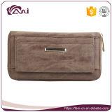 Бумажник Fani изготовленный на заказ кожаный для повелительниц женщин
