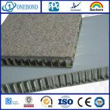 Dünnes Steinaluminiumbienenwabe-Panel-Zwischenlage-Panel
