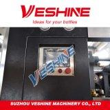 Máquina que sopla de naranja de la botella automática llena del zumo