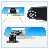 Автомобиль DVR ночного видения для объектива фотоаппарата вид сзади