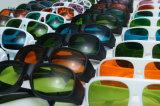 Vidrios protectores 200-1400nm O.D 1.5+ del IPL para el Ce En166 de la máquina del IPL