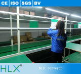 Fabricante Escalada PVC Belt Conveyor