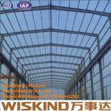 Structure métallique de construction d'atelier en acier de bâti, fondation en acier de haute résistance