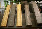 Matériau de construction extérieur de Decking Anti-UV de WPC Masterbatch