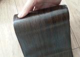 Фольга PVC зерна сопротивления погоды деревянная для профилей U-PVC