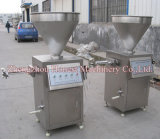 Pleine machine de Stuffer de saucisse de vide d'acier inoxydable