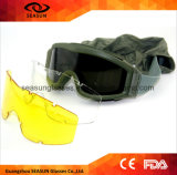 Óculos de segurança de visão noturna de tiro militar