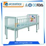 Bâti réglable de soins de hôpital pour enfants de panneau arrière