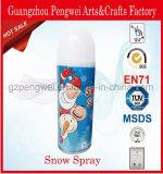 Высокомарочный снежок летания 250ml для украшения рождества