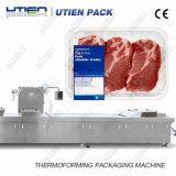 Empaquetadora automática de la piel del vacío para la carne de vaca (DZL)