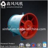 Ventilateur Byz800 axial à faible bruit pour l'extraction de fumée d'incendie