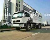 Carro de vaciado diesel de la tonelada de FAW 20-30