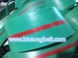 Correa de transmisión plana de nylon de la alta calidad de diverso color de la velocidad de poco ruido