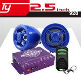 LED를 가진 기관자전차 오디오 증폭기 2.5m 철사 통제 MP3 선수