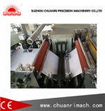 Máquina que corta con tintas de la junta flexográfica automática de la impresión