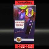 Gewöhnlicher klassischer Modell-Chip-Code-Herausgeber-Kasino-Schürhaken-Tisch-spielende Spiele Ym-Ce02