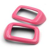 Couverture arrière protégée UV matérielle de ceinture de sécurité de type rose de couleur ABS de tout neuf pour le membre d'un club F54 (2PCS/Set) de Mini Cooper