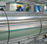 Papier d'aluminium pour le clinquant de revêtement de câble