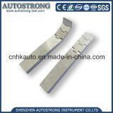 Punta de prueba estándar de la cuña de la punta de prueba UL60950 de la prueba para la prueba de la desfibradora de documento