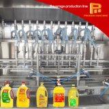 Fornitore di verdure dell'imbottigliatrice dell'olio dell'acciaio inossidabile del riempitore dell'olio di semi
