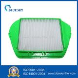 Зеленый фильтр квадрата HEPA для домочадца и пылесоса офиса