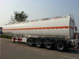 4 Axle топлива топливозаправщика масла тепловозный перехода трейлер бака Semi