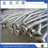 Mangueira ondulada do metal do fabricante superior da alta qualidade