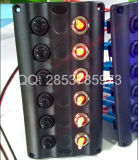 Auto Parts interruptor eléctrico LED DIP Interruptor Rocker interruptor Barco Panel