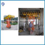 Cassaforma d'acciaio riutilizzabile della lastra della Tabella per costruzione
