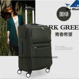600d/1200dポリエステル柔らかい荷物のトロリー荷物か荷物袋