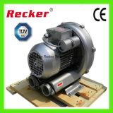 pompe de vide de ventilateur monophasé 1HP pour l'usine de rebut de traitement des eaux, poisson d'aquiculture