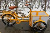 Utilisation de famille de vélo de courier