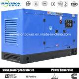 Tipo abierto primero del conjunto de generador de la potencia 350kw Deutz con el depósito de gasolina grande de la base del volumen