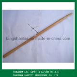 Деревянный лопаткоулавливатель ручки и ручка лопаты деревянная