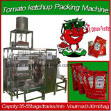 De Machine van de Verpakking van Mayonese van de Jam van de Saus van de Ketchup van de tomatenpuree