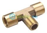 Montaggio pneumatico adatto d'ottone con CE/RoHS (HPTFFM-01)