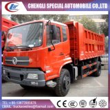 GASERO de Dongfeng 8 toneladas de carro de vaciado para la venta