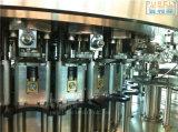 Máquina monobloque que capsula de relleno automática del fregado de las botellas del animal doméstico