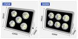300W imperméabilisent le projecteur d'IP66 DEL