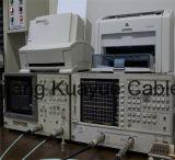 RG6, Rg/59 cable de transmisión del cable coaxial +2c/cable del audio del conector de cable de la comunicación de cable de datos del cable del ordenador
